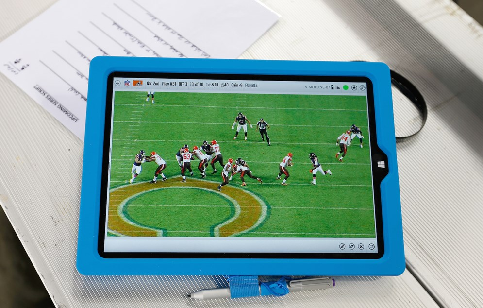TECHNOLOGY IN NFL