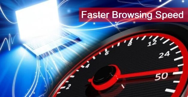 10 Tips To Make Your Browsing Speed Faster